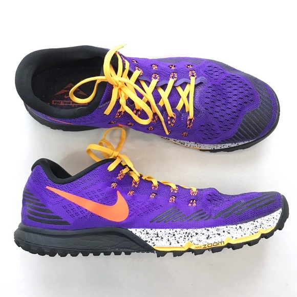 582da9774c43 Nike Air Zoom Terra Kiger 3PRM Trail Running Shoes.  M 5aeb78539cc7efa997c80ec4